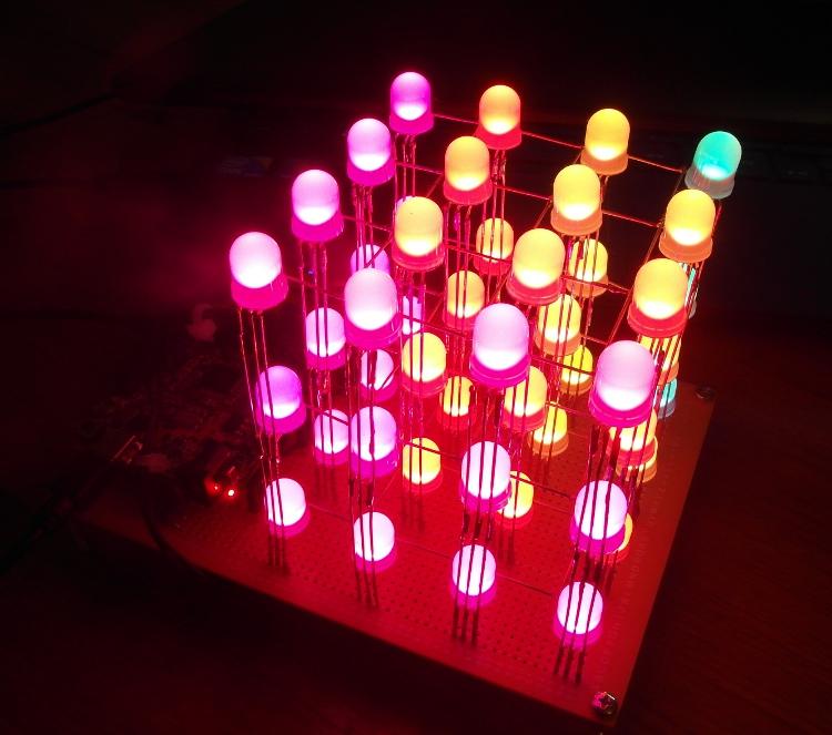 Led Cube Pdf